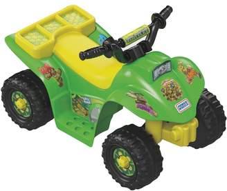 Fisher-Price Power Wheels Teenage Mutant Ninja Turtles Lil Quad Ride-On by