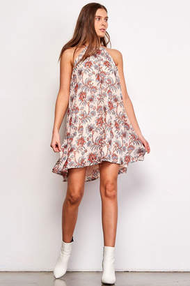 BB Dakota Printed Shift Dress