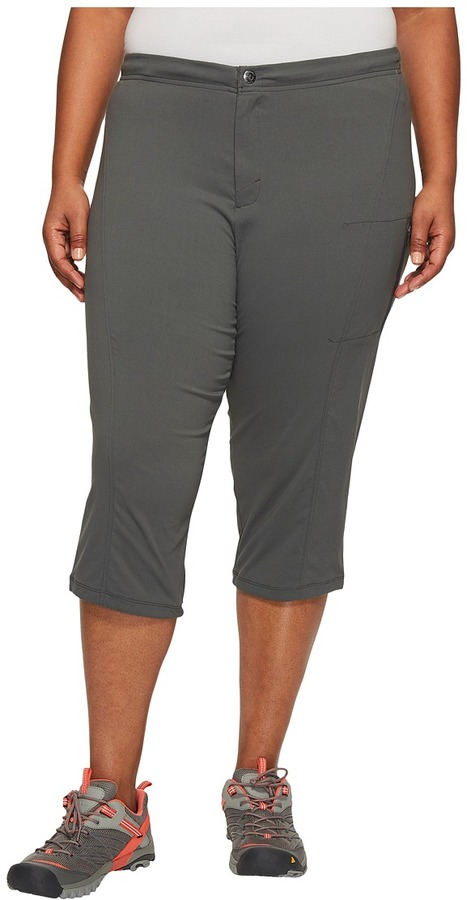 Columbia Columbia - Plus Size Just Right II Capri Women's Capri