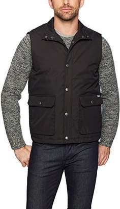 Woolrich Men's Trout Run Flannel Lined Vest