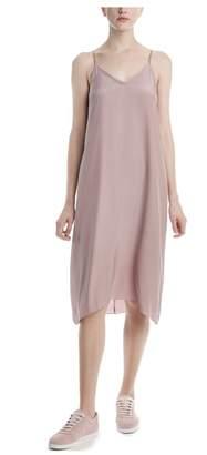 ATM Anthony Thomas Melillo Silk Charmeuse Slip Dress