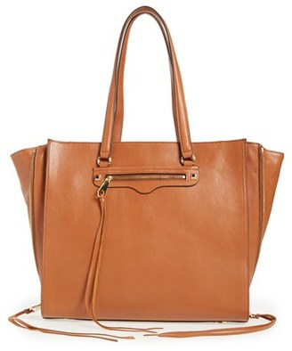 Rebecca Minkoff 'Always On Regan' Tote - Brown $295 thestylecure.com