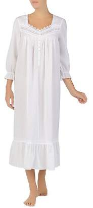 Eileen West Cotton Long Ballet Nightgown - 100% Exclusive