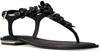 Michael Kors Women's Tricia Flat Thong Sandals