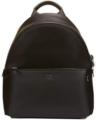 Fendi Textured Strap Backpack