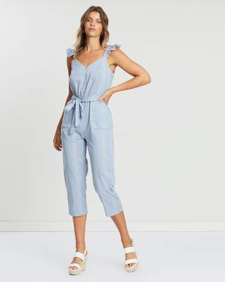 Cotton On Woven Flo Tapered Jumpsuit
