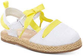 Carter's Espadrille Sandals, Toddler & Little Girls