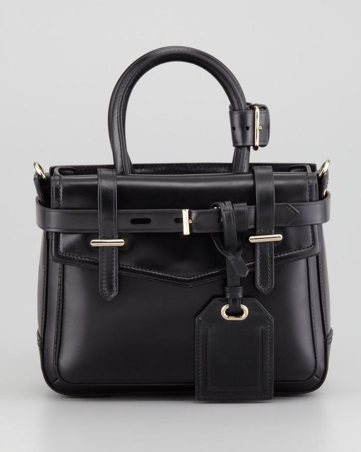 Reed Krakoff Boxer Micro Tote Bag, Black