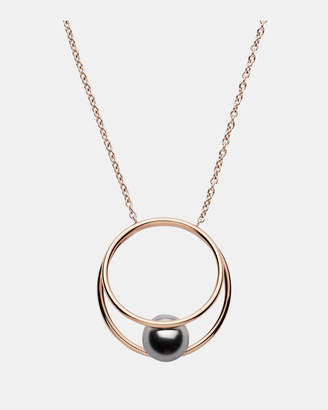 Skagen Agnethe Rose Gold-Tone Necklace