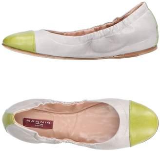 Nannini Ballet flats - Item 11460138KK