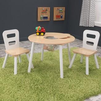 Kid Kraft Round Table & Chair Set