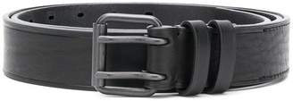 Haider Ackermann double prong belt