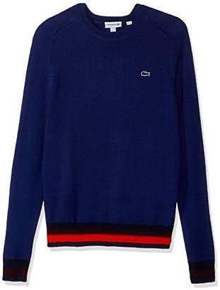 Lacoste Men's Holiday Wool Sweater