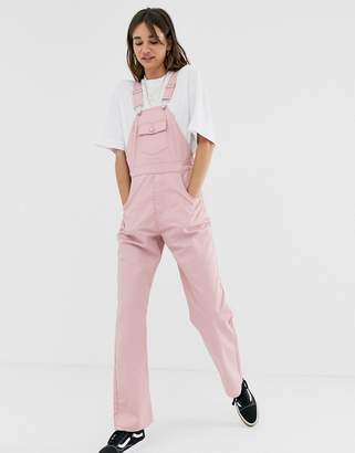 M.C. Overalls overalls in dusty pink
