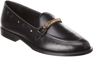 Giuseppe Zanotti Grady Leather Loafer
