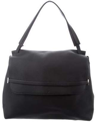The Row Textured Leather 14 Bag