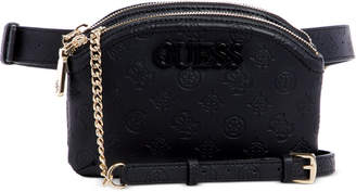 GUESS Janelle Convertible Crossbody Belt Bag