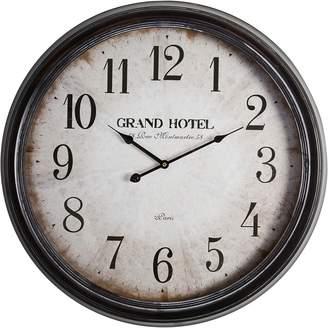 Casa Uno Grand Hotel Paris Wall Clock, 62.5cm
