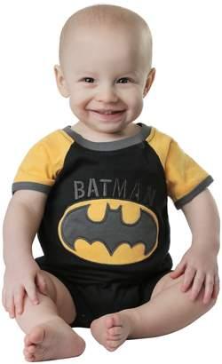 Nannette Baby-Boys Newborn 1 Piece I'm Feeling Batty Romper