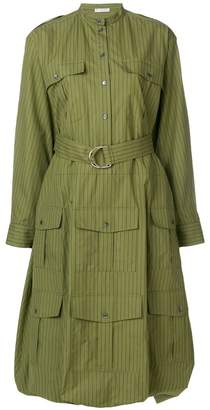 J.W.Anderson multi-pocket shirt dress
