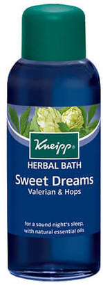 Kneipp Sweet Dreams Herbal Valerian and Hops Bath Oil (100ml)