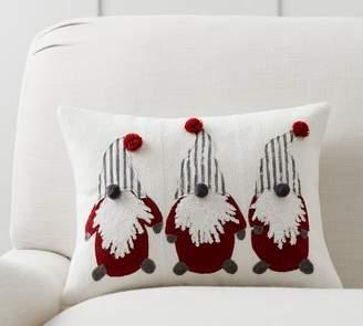 Pottery Barn Christmas Gnomes Pillow Cover