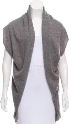 Zadig & Voltaire Cashmere Sleeveless Cardigan