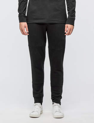 McQ Colour Block Rib Sweatpants