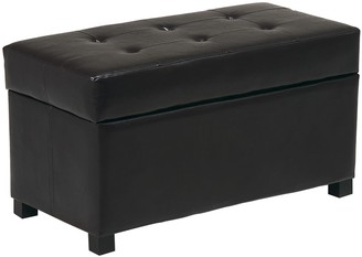 Office Star Products Home Star Products Metro Storage Ottoman