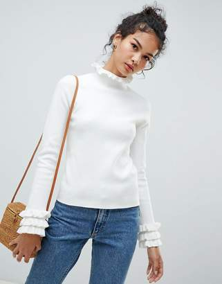 Glamorous high neck sweater