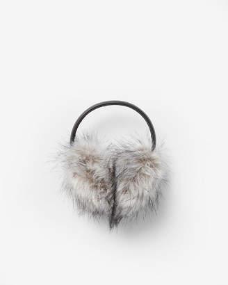 Express Faux Fur Earmuffs