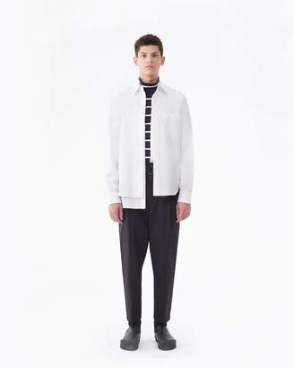 3.1 Phillip Lim Double-Layered Button-Down