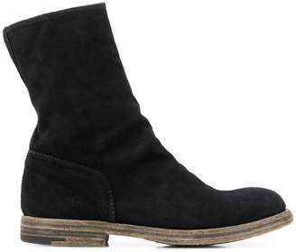 Premiata suede ankle boots