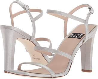 Nine West Gabelle 40th Anniversary Strappy Heeled Sandal Women's Sandals