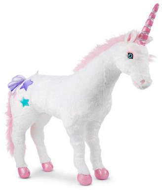 Melissa & Doug NEW Large Plush Unicorn