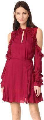 IRO Hanie Dress $357 thestylecure.com