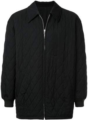 Comme des Garcons Pre-Owned insulated quilted jacket