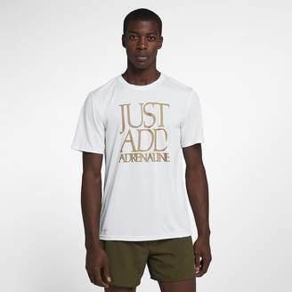"""Nike Legend """"Just Add Adrenaline"""" Men's Running T-Shirt"""