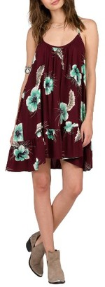 Women's Volcom Stampede Print Dress $45 thestylecure.com