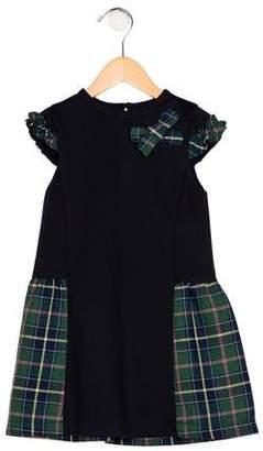 Patachou Girls' Sleeveless A-Line Dress