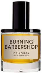 D.S. & Durga Burning Barbershop Fragrance in 50ml
