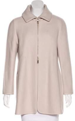 Chloé Wool Short Coat