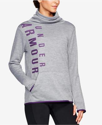 Under Armour Storm Armour® Fleece Graphic Logo Top
