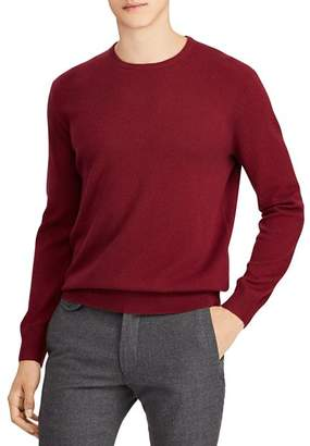 Polo Ralph Lauren Washable Cashmere Crewneck Sweater