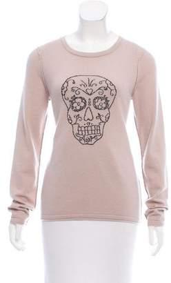 Christopher Kane Cashmere Intarsia Sweater