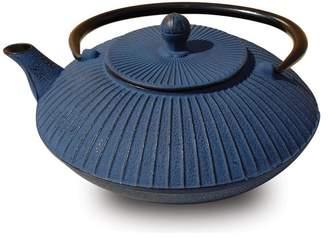 Old Dutch International Cast Iron Fidelity Teapot, 27 Oz.