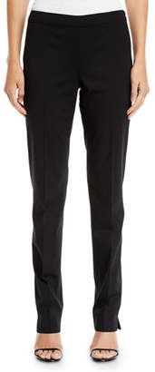 Lafayette 148 New York Bleecker Stretch-Wool Pants