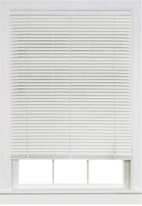 Asstd National Brand Cordless Deluxe Sundown 1 Room-Darkening Horizontal Mini Blinds