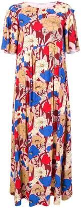 DAY Birger et Mikkelsen Vivetta floral print long dress