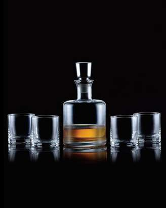 Linus 5-Piece Round Decanter Set